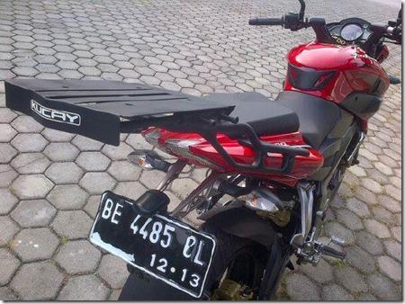 braket geser kucay P200NS