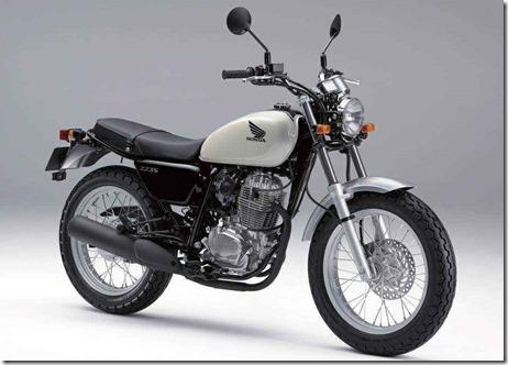 Honda CB223S 08