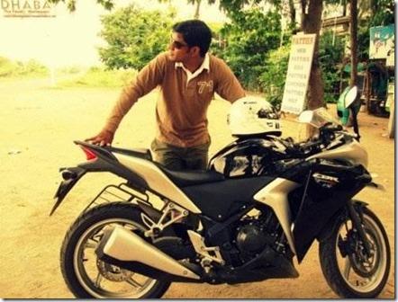 honda CBR250R India
