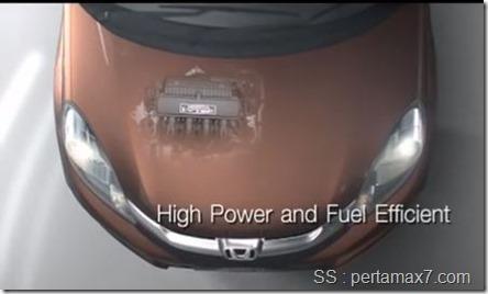 HONDA MOBILIO engine