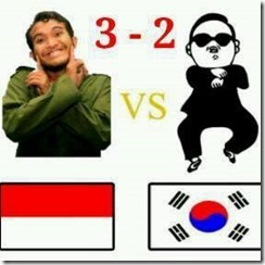 indonesia vs korsel AFC U-19
