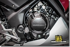 all new honda CBR250R Dual Headlamp 10