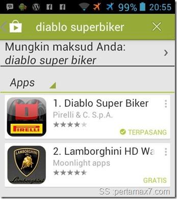 Diablo Super Biker