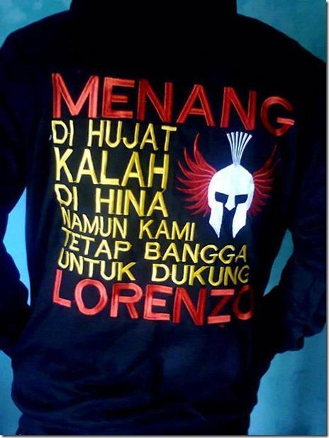 Fans Lorenzo 99 Indonesia