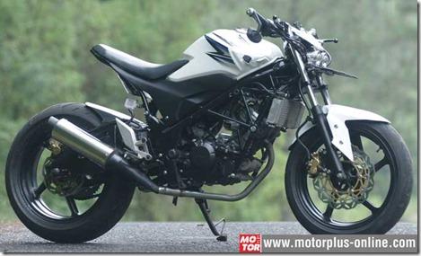 Honda CB150R Minor Fighter