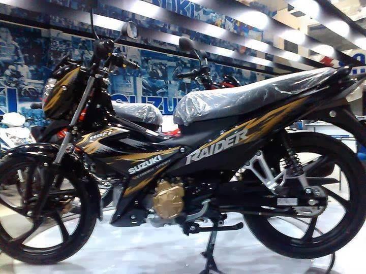 Suzuki Raider J  Fi Price Installment