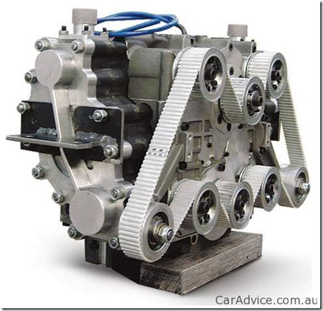 Tata-Mini-CAT-Air-Car-engine