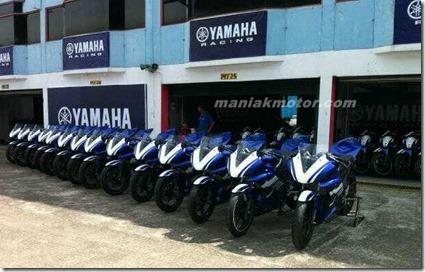 Yamaha Asean Race r15-1