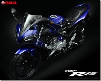Yamaha r15 1