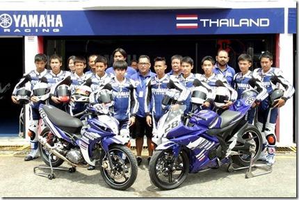 yamaha R15 balap Indonesia