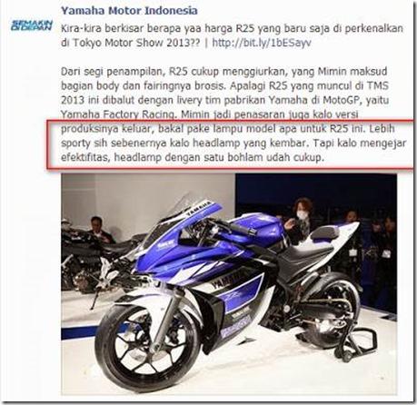 yamaha R250 indonesia