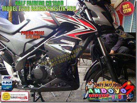 Half fairing Honda CB150