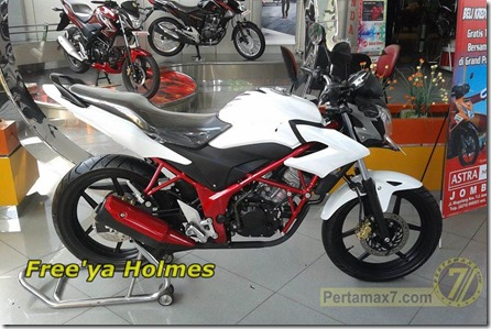 Honda CB150R modipan dealer