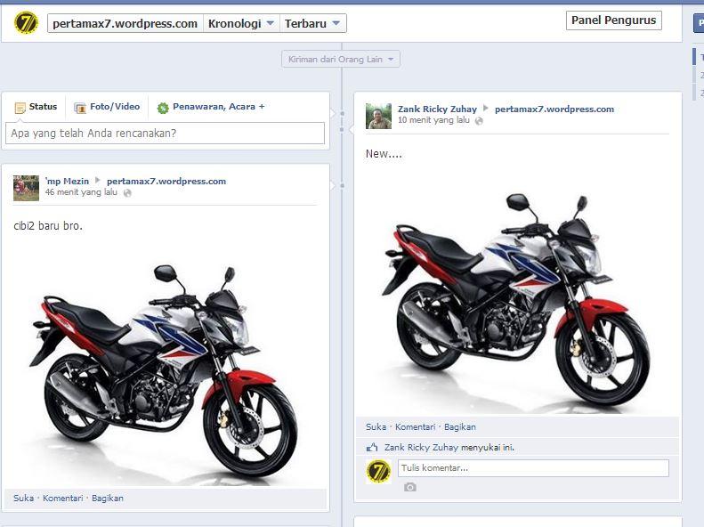 Honda CB150R RWB