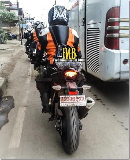 Streetshoot Penampakan Motor Baru Antara Ninja 250 1
