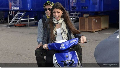 rossi will marry