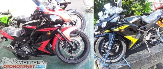Spesifikasi, harga, dan warna Ninja 150 RR dan Ninja 150