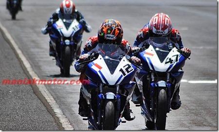 Yamaha Asean Race r15-3