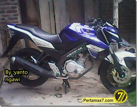 yamaha new vixion motogp