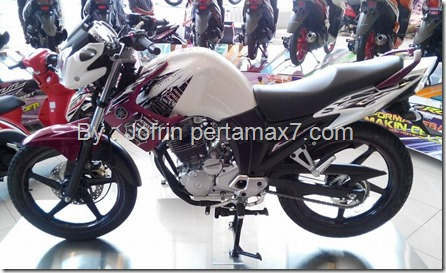 yamaha scorpio new striping