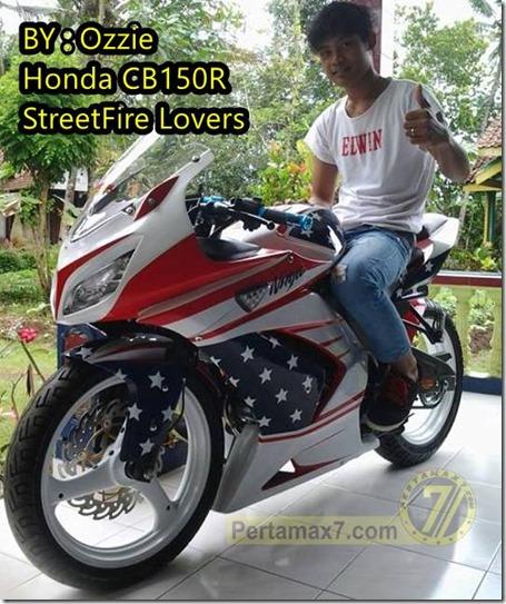 honda CB150R ala kawasaki Ninja 250 1