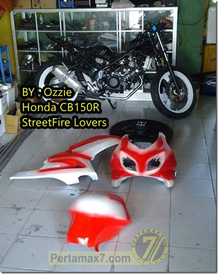 honda CB150R ala kawasaki Ninja 250 3