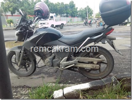 honda new megapro modip touring