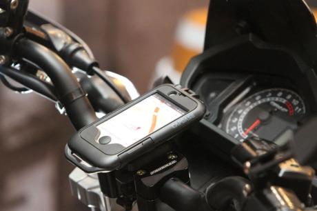 Modifikasi Honda New Megapro touring ala AHM 15