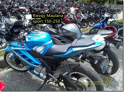 modifikasi Yamaha Vixion fairing R15 2