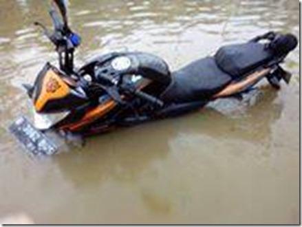 p200ns kena banjir