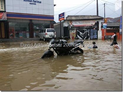 p200ns terjang banjir
