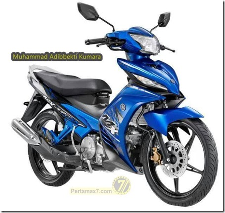 striping baru Yamaha New Jupiter MX 2014 1