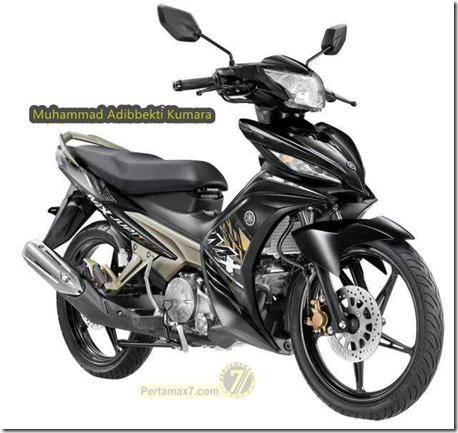striping baru Yamaha New Jupiter MX 2014 2