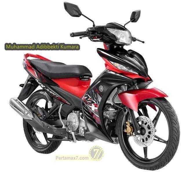 Ini dia Striping baru Yamaha New Jupiter MX 2014 25 Januari 2014