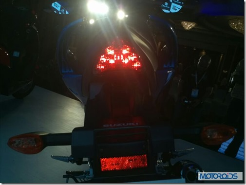 Suzuki GIXXER 150  14