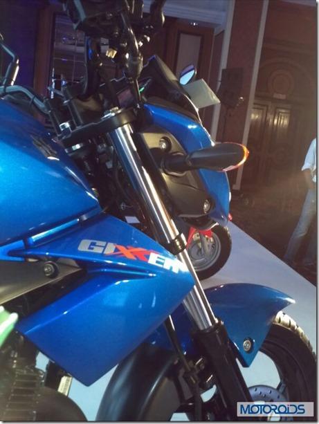 Suzuki GIXXER 150  15