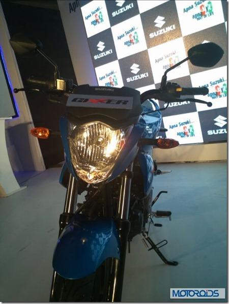 Suzuki GIXXER 150  23