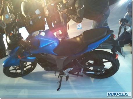 Suzuki GIXXER 150  2