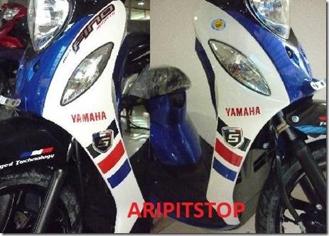 Yamaha mio Fino Injeksi 17
