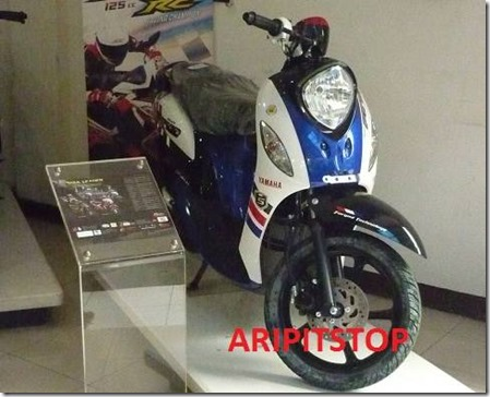 Yamaha mio Fino Injeksi 9