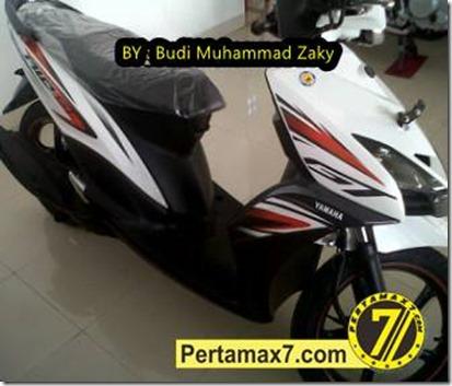 yamaha mio Gt new stripe 5