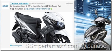 yamaha new GT 125 eagle Eye launch