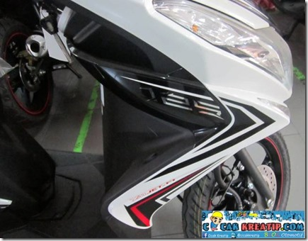 Yamaha Xeon RC new Stripe 1