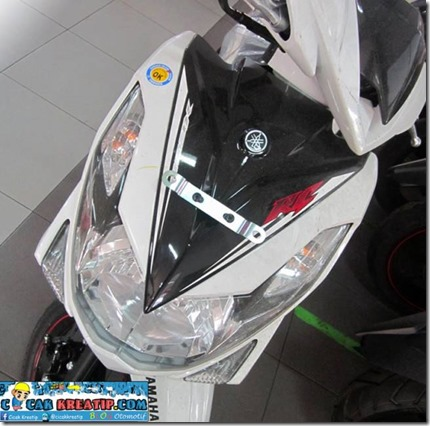 Yamaha Xeon RC new Stripe 2