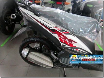 Yamaha Xeon RC new Stripe