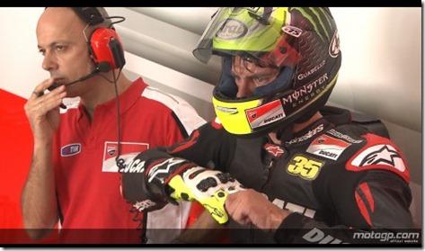 cal crutlow motogp test sepang 2014