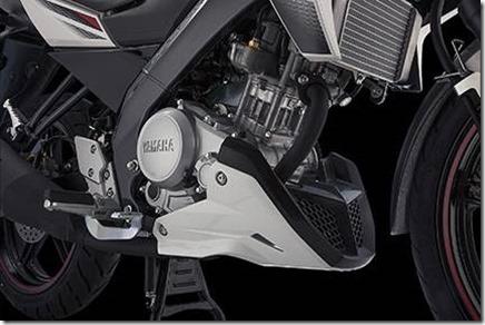 cover engine yamaha FZ150I