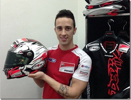 dovi with suomy helmets