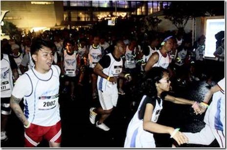 Glow Run Surabaya 2