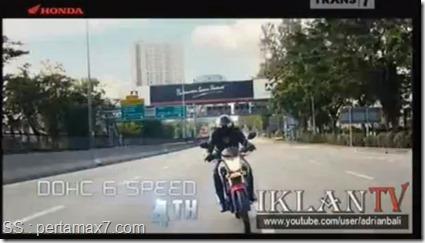 honda CB15R dohc 6 speed